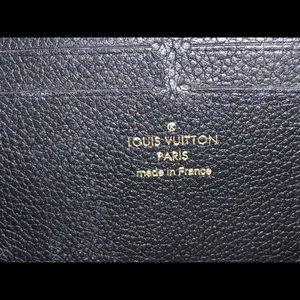 Louis Vuitton Bags - Louis Vuitton Clemence Empreinte Wallet